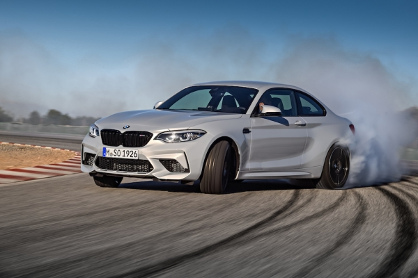 Officieel: BMW M2 Competition - 410 pk