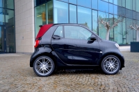 Quick Suzy: smart Brabus: minder is meer en omgekeerd