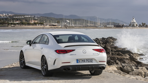 TEST: Mercedes-AMG CLS 53 4MATIC+