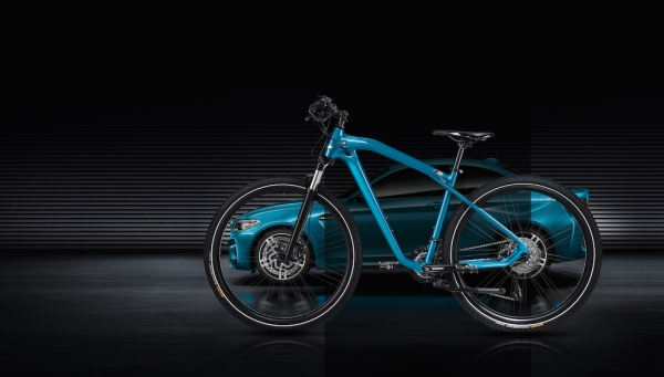 BMW Cruise M Bike Limited Edition