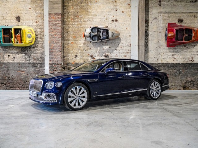 TEST: Bentley Flying Spur First Edition W12: Nec ...