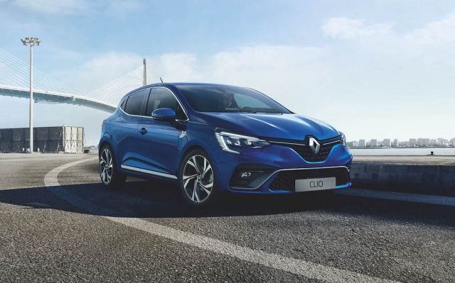 All New Renault Clio RS Line 1