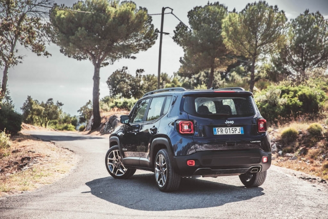 Jeep Renegade 2019 5