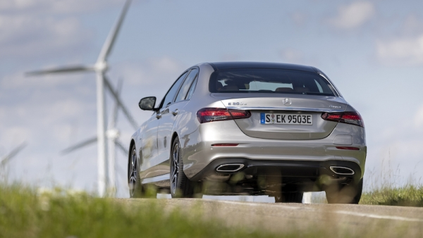 TEST: Mercedes-Benz E 300 e: Evolutieleer