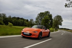 TEST: Mazda MX-5 30th Anniversary Edition: Ode aan een icoon