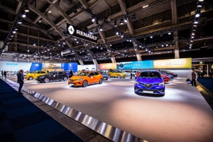 VIDEO: Renault @ Brussels Motor Show 2020