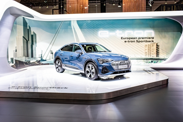 VIDEO: Audi @ Brussels Motor Show 2020
