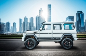 Brabus 700 4x4² Final Edition is van de pot gerukt