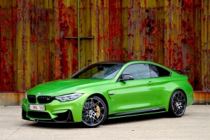 TEST: BMW M4 Competition Pack: Mean Green Machine