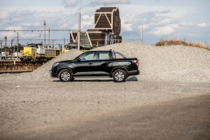 TEST: SsangYong Musso 2.2 e-XDi 220 4WD: Pick-up met SUV-trekjes