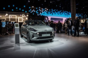 Hyundai @ IAA Frankfurt 2019 (video)