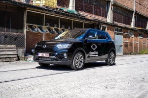 VIDEOTEST: SsangYong Tivoli 1.5 GDI-Turbo 163 pk AT Sapphire