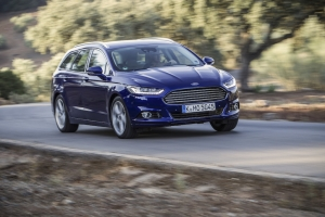 Ford Mondeo Clipper straks ook als hybride