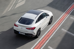 Nieuwe Mercedes-AMG GLE 63 4MATIC+ Coupé