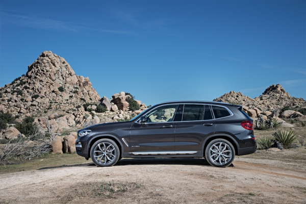 TEST: BMW X3 xDrive 20d Luxury: Keuzes maken