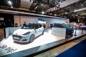 VIDEO: Hyundai @ Brussels Motor Show 2020
