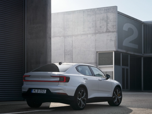 Officieel: Polestar 2 is los