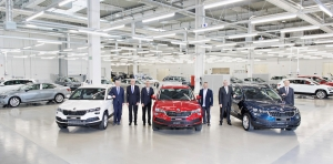 ŠKODA opent multifunctioneel competentiecentrum