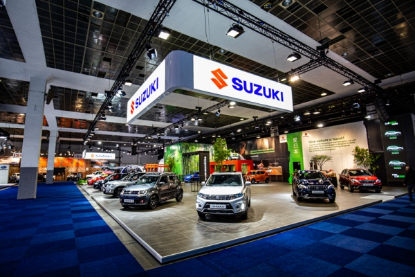 VIDEO: Suzuki @ Brussels Motor Show 2020