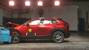 Mazda CX-30 is botskampioen