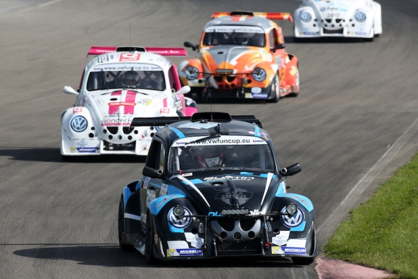 European VW Fun Cup – The Final Race @ Circuit Zolder