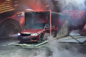 Nieuwe BMW M5 in Need for Speed Payback.
