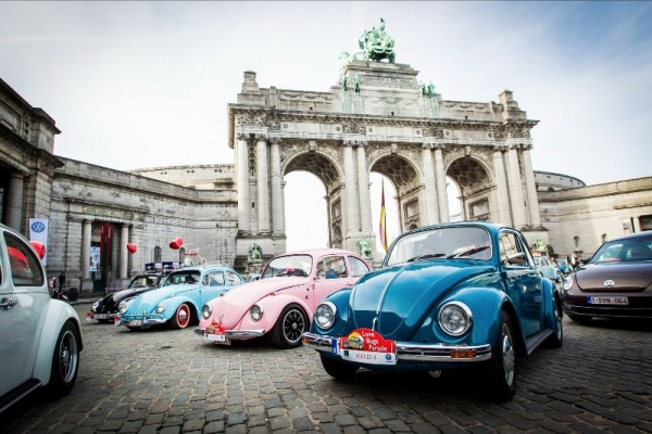 Uittip: Love Bugs Parade @ Autoworld
