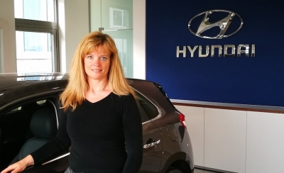 Dominique Jacoby nieuwe Fleet & Corporate Sales Manager Hyundai Belux