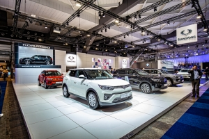 VIDEO: SsangYong @ Brussels Motor Show 2020