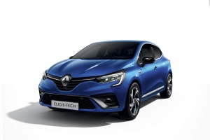 Renault presenteert in wereldpremière de Clio E-Tech