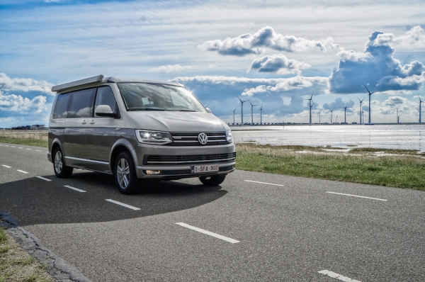 Quick Suzy: VW California: avontuur en vrijheid