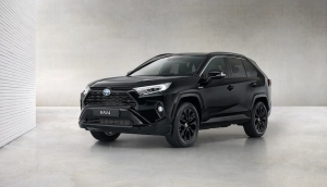 Dit is de Toyota RAV4 Hybrid Black Edition