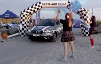 Scotlandrally 2019 - Etappe #1 (video)