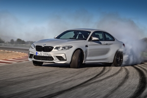 TEST: BMW M2 Competition: Waar ligt de grens?