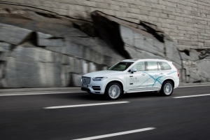 Volvo plant grote proef autonoom rijden in China