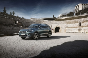 Officieel: dit is de SEAT Tarraco
