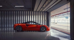 McLaren Artura is plug-in hybride supercar