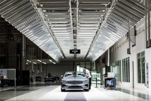 Polestar opent productiefaciliteit in Chengdu